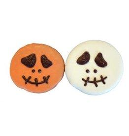 Halloween Spooky Face Cookie