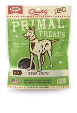 Primal Chip Treats - Beef Jerky