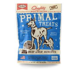 Primal Munchies Treats - Beef Liver