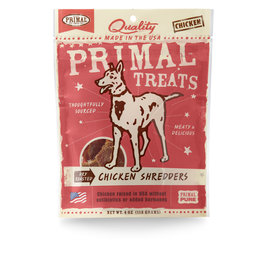Primal Pet Foods Shredders Treats - Dry Roasted Chicken