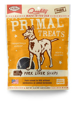 Primal Snap Treats - Dry Roasted Pork Liver