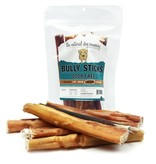 The Natural Dog Company 6in Standard Bully Sticks - Odor Free