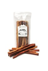 12in Thick Bully Sticks - Odor Free