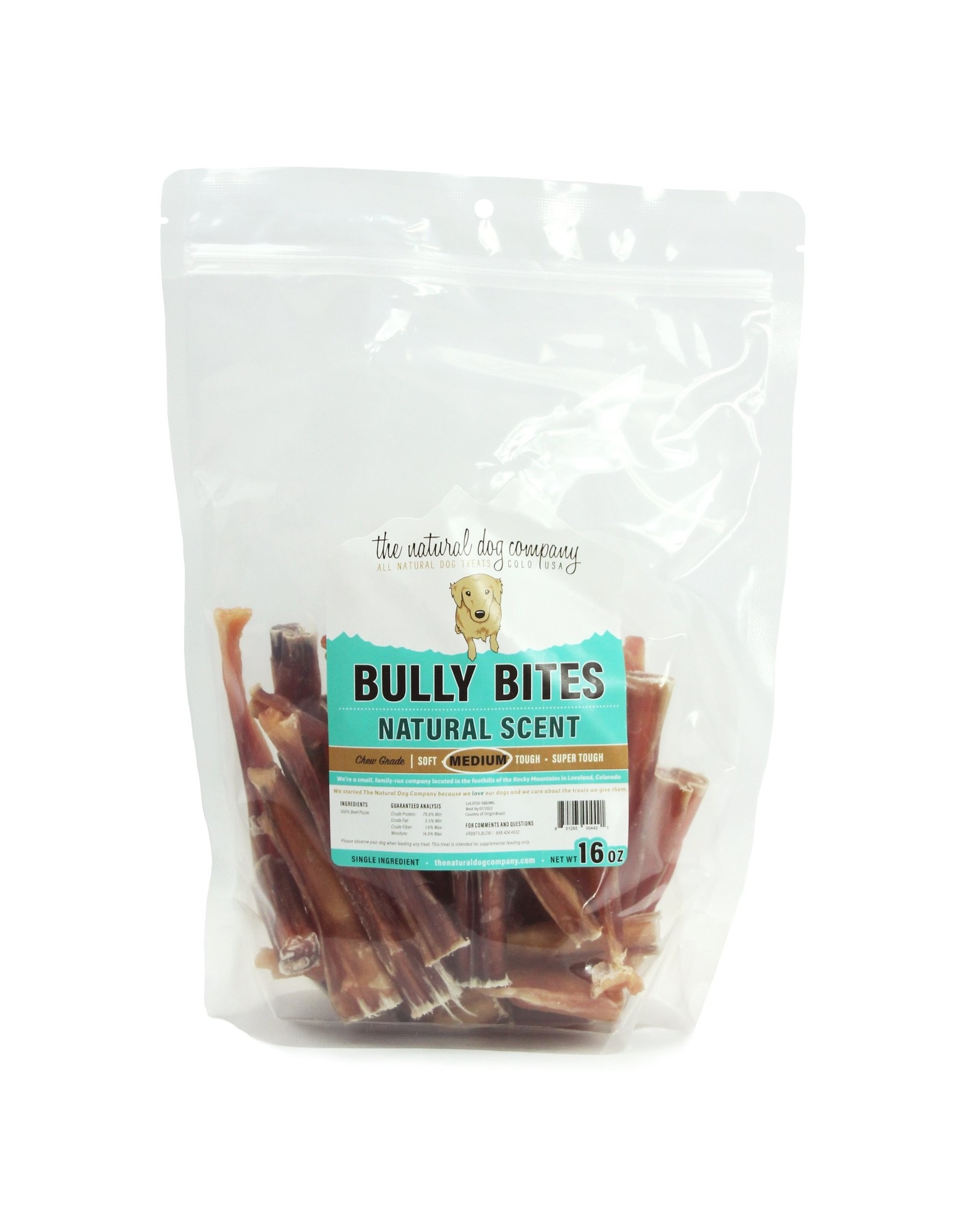 Natural Scent Bully Bites