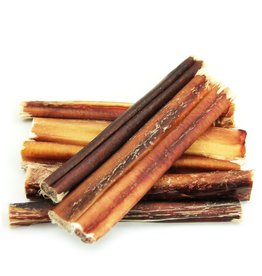 6in Thick Bully Sticks - Odor Free