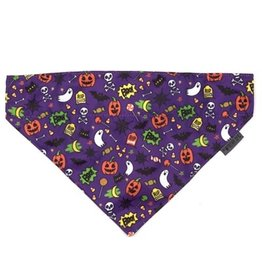 The Worthy Dog Fright Night Bandana