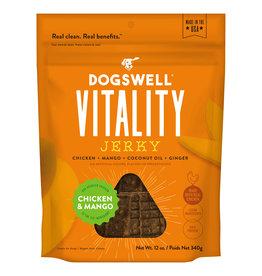 Dogswell Vitality Chicken & Mango Jerky