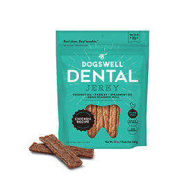 Dogswell Dogswell Dental Chicken Recipe Jerky
