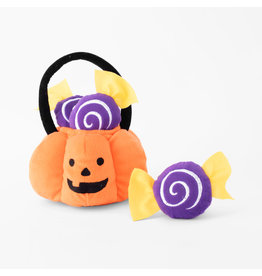Halloween Burrow - Trick-or-Treat Basket
