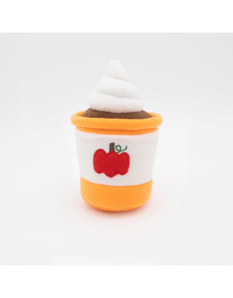 ZippyPaws NomNomz - Pumpkin Spice Latte