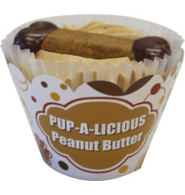 Preppy Puppy Bakery Peanut Butter Cupcake