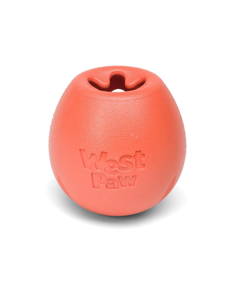 West Paw Zogoflex Echo Rumbl Treat Toy