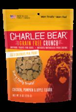 Charlee Bear Grain Free Crunch Chicken, Pumpkin & Apple Flavor