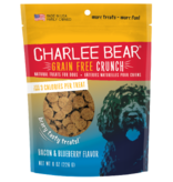 Charlee Bear Charlee Bear Grain Free Crunch Bacon & Blueberry Flavor