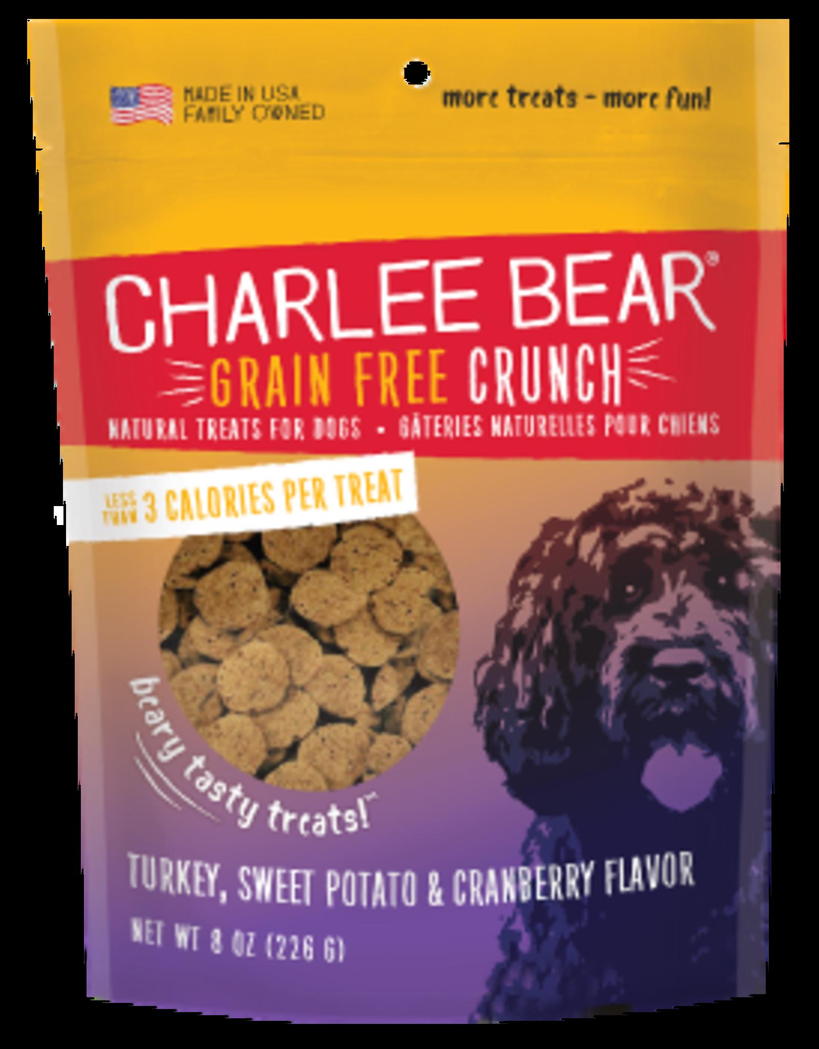 Charlee Bear Grain Free Turkey, Sweet Potato & Cranberry Flavor