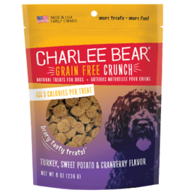 Charlee Bear Charlee Bear Grain Free Turkey, Sweet Potato & Cranberry Flavor