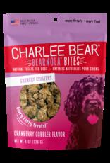 Charlee Bear Bearnola Bites Cranberry Cobbler Flavor