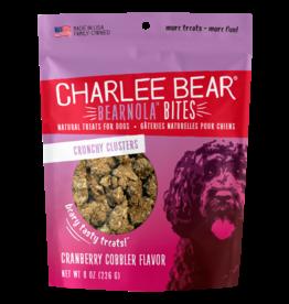 Charlee Bear Charlee Bear Bearnola Bites Cranberry Cobbler Flavor