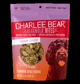 Charlee Bear Charlee Bear Bearnola Bites Pumpkin Spice Flavor