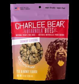 Charlee Bear Charlee Bear Bearnola Bites P.B. & Honey Flavor