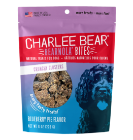 Charlee Bear Charlee Bear Bearnola Bites Blueberry Pie Flavor