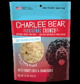 Charlee Bear Charlee Bear Original Crunch with Turkey Liver & Cranberries