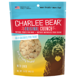 Charlee Bear Charlee Bear Original Crunch with Liver