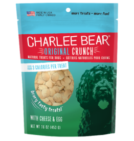Charlee Bear Charlee Bear Original Crunch with Cheese & Egg