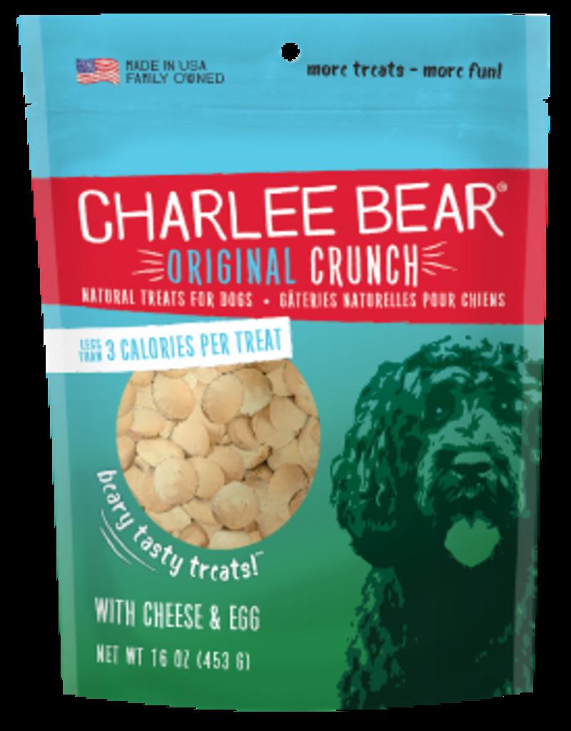 Charlee Bear Charlee Bear Original Crunch with Cheese & Egg