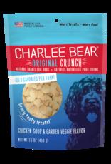 Charlee Bear Original Crunch Chicken Soup & Garden Veggie Flavor