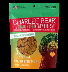 Charlee Bear Meaty Bites Beef Liver & Sweet Potatoes