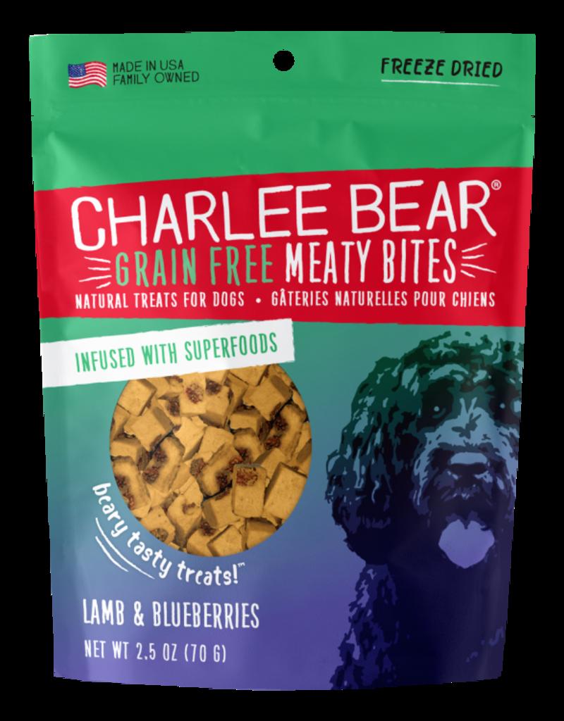 Charlee Bear Charlee Bear Meaty Bites Lamb & Blueberries