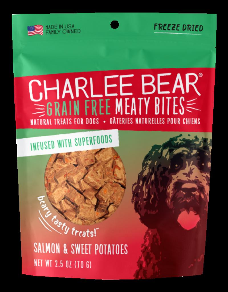 Charlee Bear Charlee Bear Meaty Bites Salmon & Sweet Potatoes