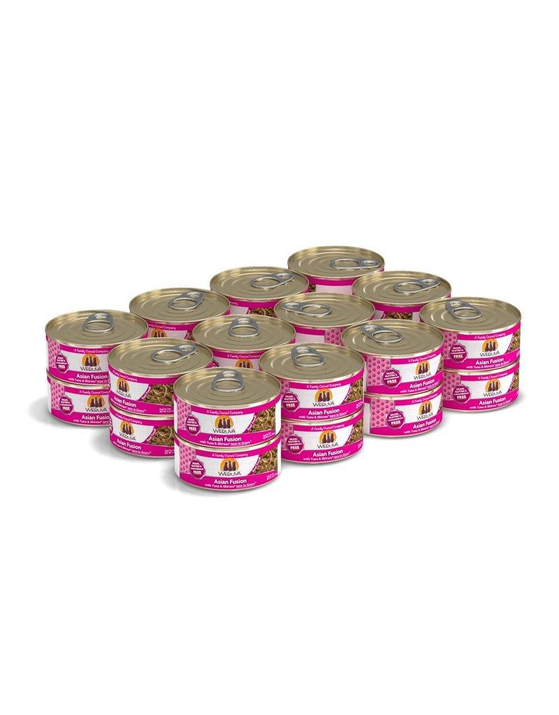 Weruva Weruva Asian Fusion with Tuna & Shirasu now in Gravy Wet Cat Food
