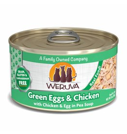 Weruva Weruva Classics - Green Eggs & Chicken
