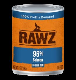 RAWZ Natural Pet Food RAWZ 96% Salmon