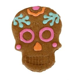 Day of the Dead Sugar Skull Cookie