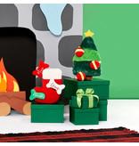ZippyPaws Holiday Burrow - Christmas Tree