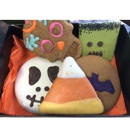 Spooky Sampler Cookie Box
