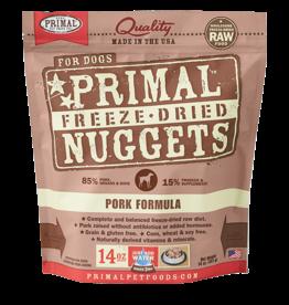 Primal Pet Foods Primal Canine Freeze-Dried Nuggets Pork