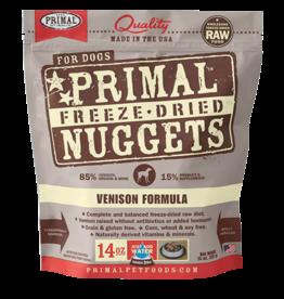 Primal Pet Foods Primal Canine Freeze-Dried Nuggets Venison