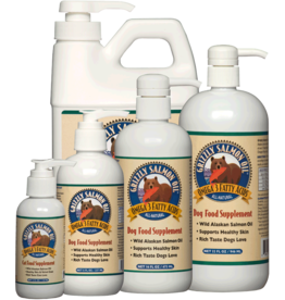 Grizzly Pet Grizzly Wild Caught Alaskan Salmon Oil