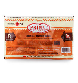 Primal Pet Foods Primal Frozen Raw Meaty Bones - 2in 6 Pack