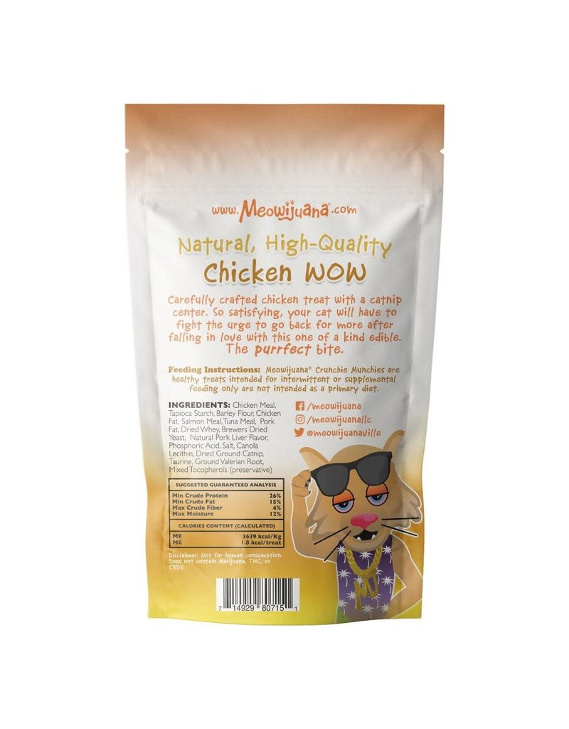 Crunchie Munchies - Chicken Wow Treats