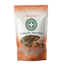 Crunchie Munchies - Salmon Treats