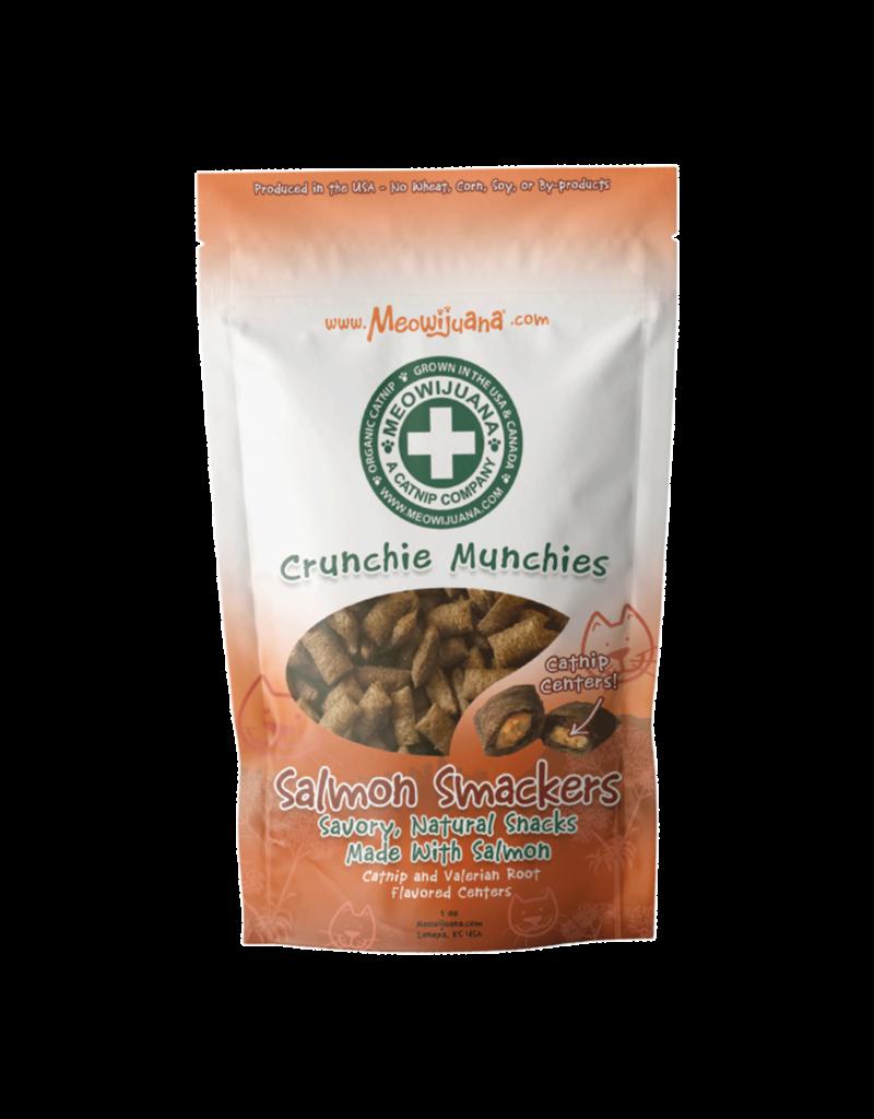 Crunchie Munchies - Salmon Smackers Treats