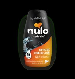 Nulo Nulo Hydrate Rotisserie Chicken Flavor