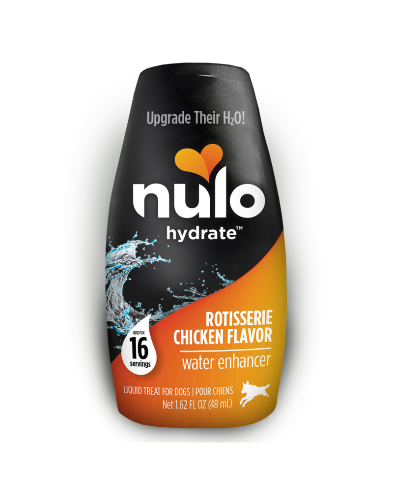 Nulo Nulo Hydrate Rotisserie Chicken Flavor Water Enhancer