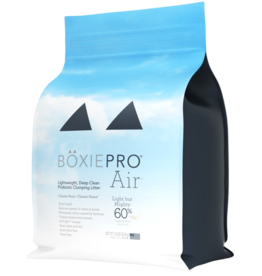 Boxiecat BoxiePro Air Lightweight Probiotic Clumping Litter