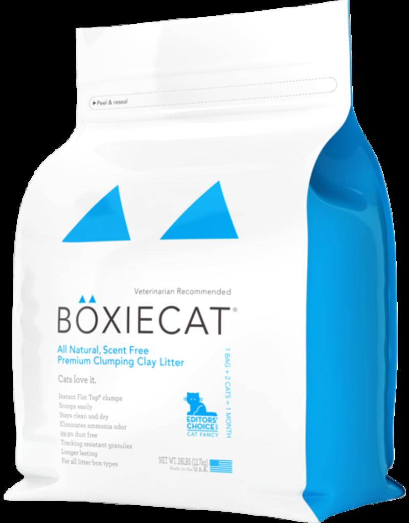 Boxiecat Boxiecat Scent-free Premium Clumping Clay Cat Litter